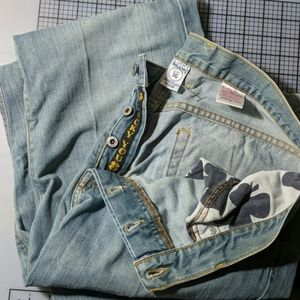 American Made Hendrix Lucky jeans